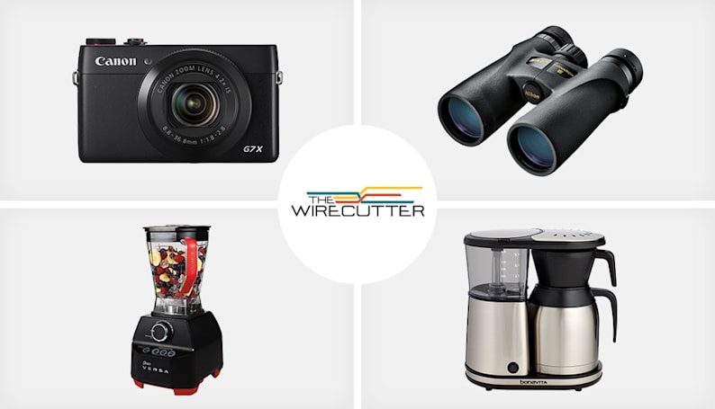 The Wirecutter's best deals: Canon's G7 X, Nikon binoculars, and more!