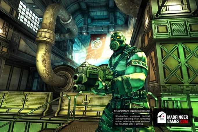 Madfinger announces new Shadowgun game, with Tegra 2 and Kal-El support (update: video)