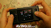 Plezo intros game-emulating PMG-250 handheld