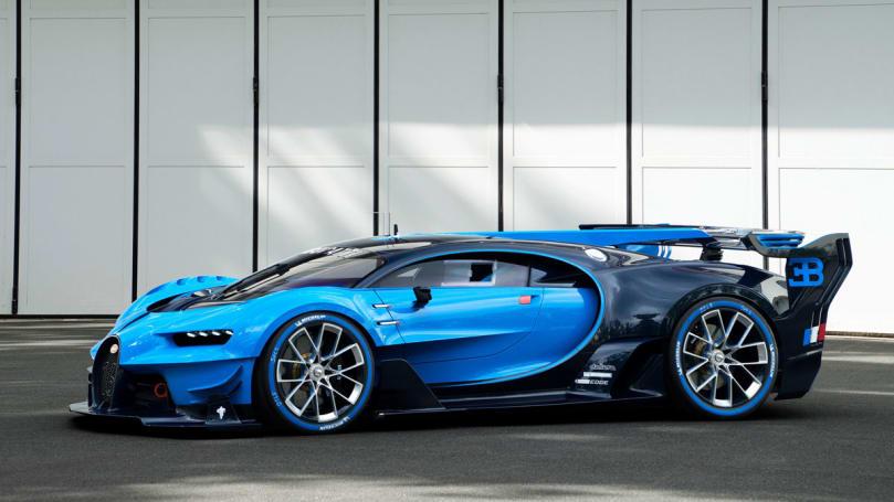 Bugatti's 'Gran Turismo' concept car hints at life beyond the Veyron