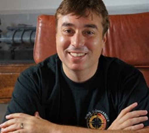 Star Citizen's Roberts supports Elite, Project GODUS, says you should too