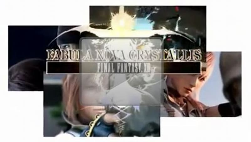 Final Fantasy Versus XIII and Agito XIII TGS trailers (finally) released