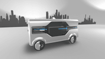 Ford concept uses drones and self-driving vans for deliveries