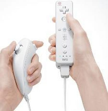 Nintendo sued over Wiimote design