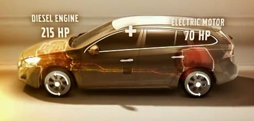 Volvo releases more details on 124MPG V60 plug-in, shows off iPhone app (video)
