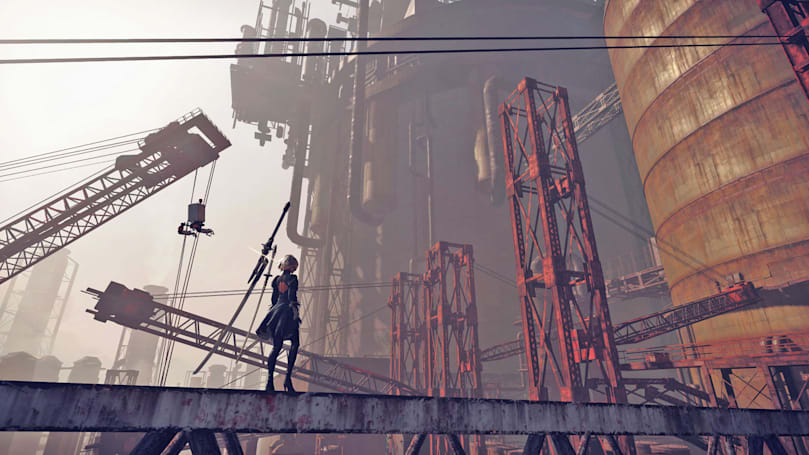 How 'NieR' was brought back from the dead