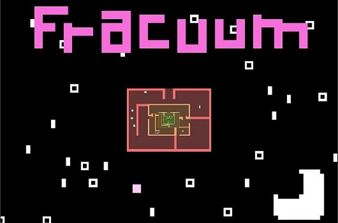 Fracuum, the game within a game from Closure's Tyler Glaiel
