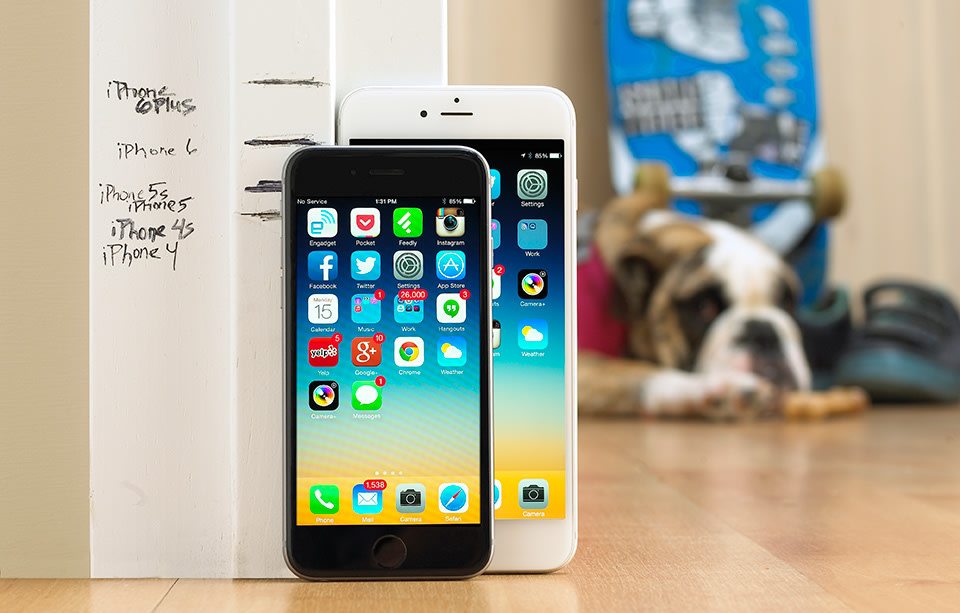 iPhone 6 and 6 Plus review: bigger and better, but with ...