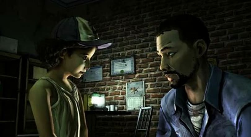 First gameplay trailer for The Walking Dead lurches into view