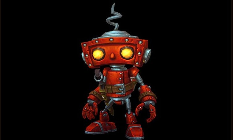 Bad Robot battle pet to come in 'a future patch'