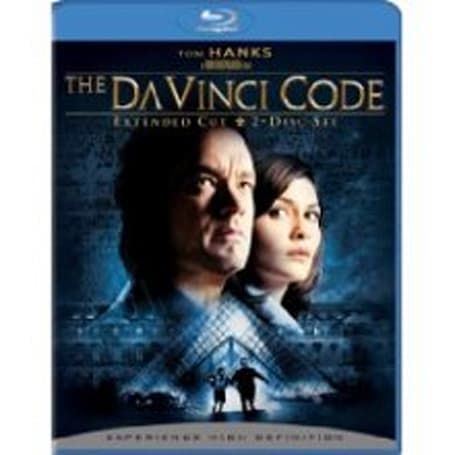 Sony embeds Blu-ray exclusives on The Da Vinci Code: Extended Cut