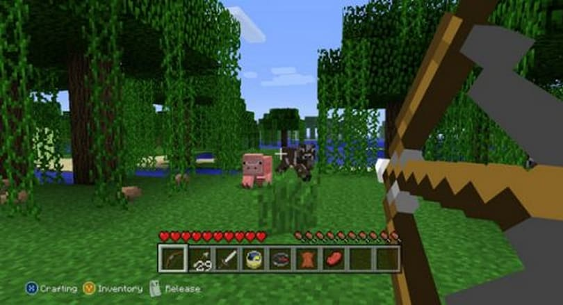 Minecraft for Xbox 360 getting Creative Mode, more in next update