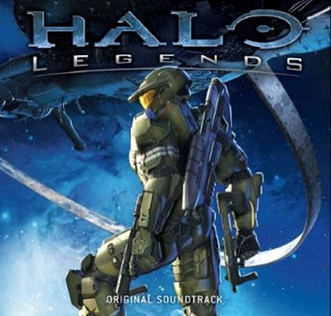 Halo Legends OST readying for February 9 release