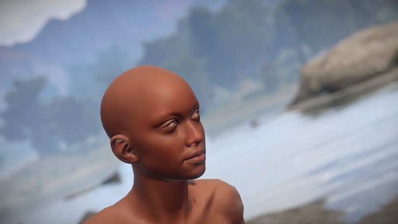 Open-world survival game 'Rust' adds female character models
