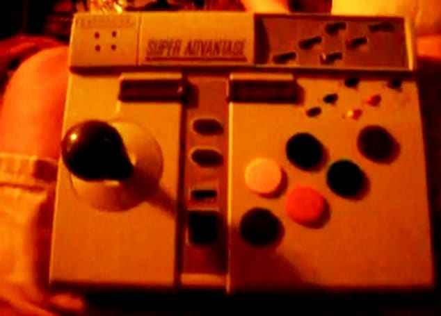 Video: SuperNES Advantage controller mod for Xbox 360