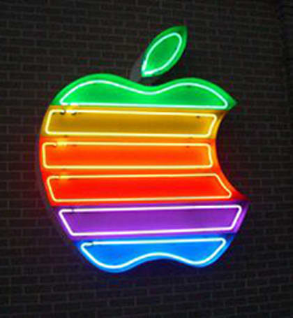 Rob Janoff and how he made the Apple logo