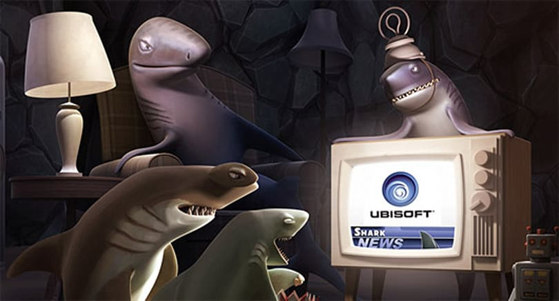 Ubisoft acquires Hungry Shark dev Future Games of London