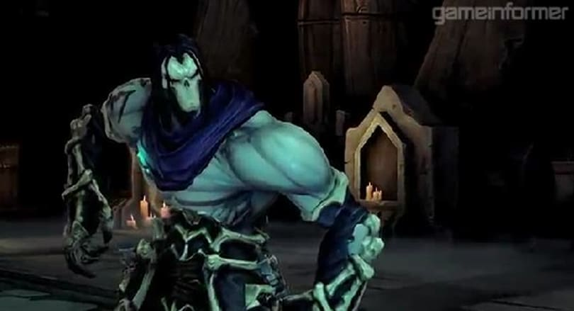 Bone up on Darksiders 2 with this trailer