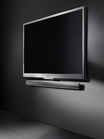 Sharp's limited edition XS1 LCD HDTV comes to Canada