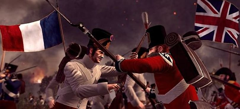 Napoleon: Total War whipping out The Peninsular Campaign this summer