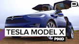 Tesla Model X P90D: Review