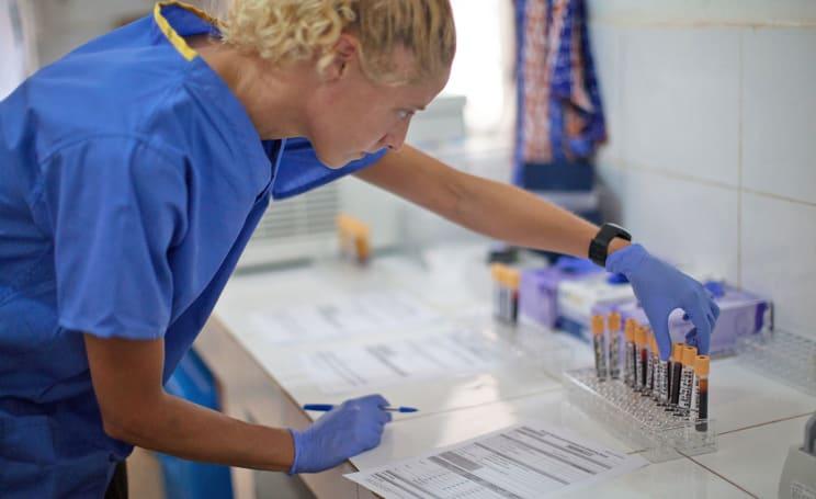 Ebola vaccine proves 100 percent effective in Guinea trial