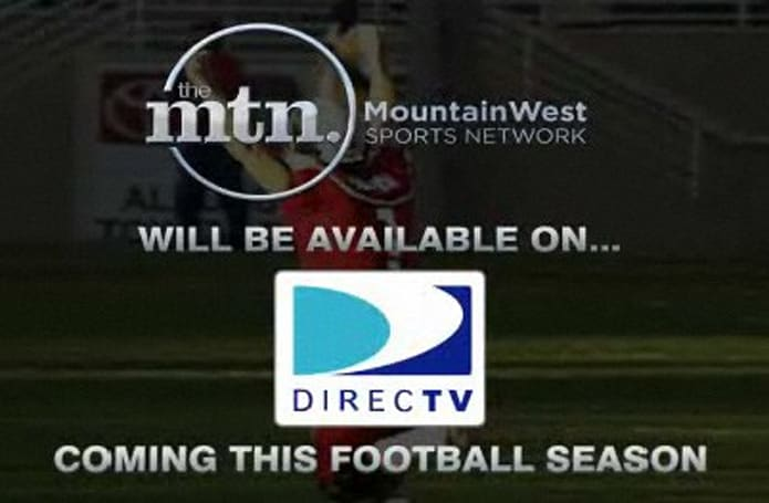 MountainWest Sports Network comes to DirecTV on August 27th