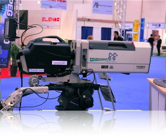I-Movix readies 8,000 fps slow-motion camera for Beijing Olympics