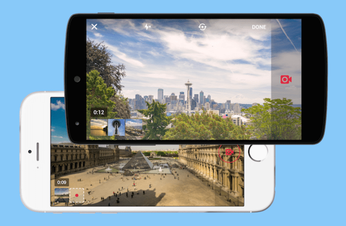 Twitter adds landscape video recording to its mobile apps
