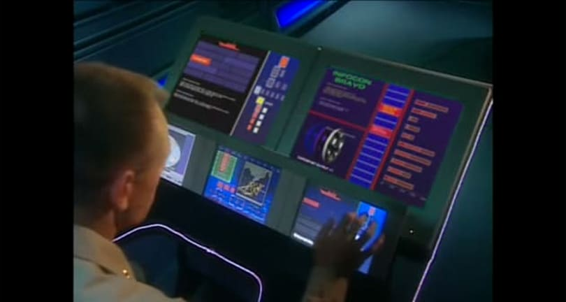 2001 DARPA movie predicts the state of today's technology