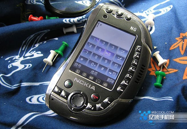 Keepin' it real fake: Nckia's N-Gage knockoff harkens back to a simpler, side-talkin' era