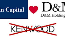 D&M Holdings bought up by Bain Capital, Kenwood not involved