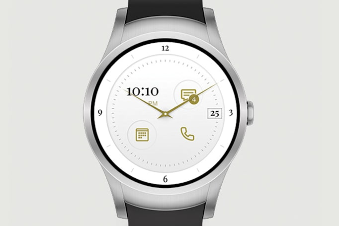 Verizon is releasing its own Android Wear 2.0 smartwatch