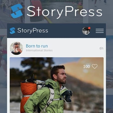 Beautifully chronicle and share your life with StoryPress