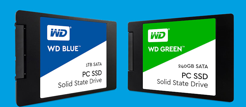 Western Digital finally offers a consumer SSD