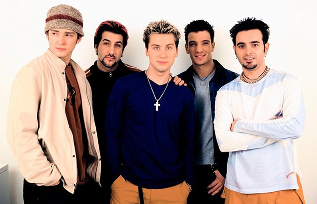 Stop what you're doing: Justin Timberlake might reunite with 'NSYNC at the VMAs