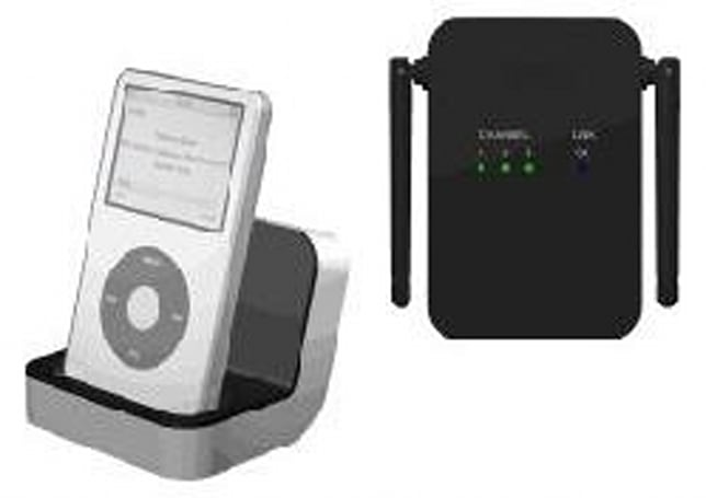 NuVo gets into the wireless iPod game