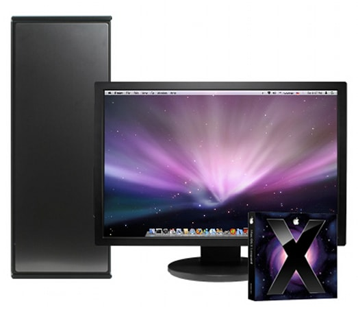Psystar slaps Apple around, releases Mac clones with Blu-ray / GeForce 9800GT