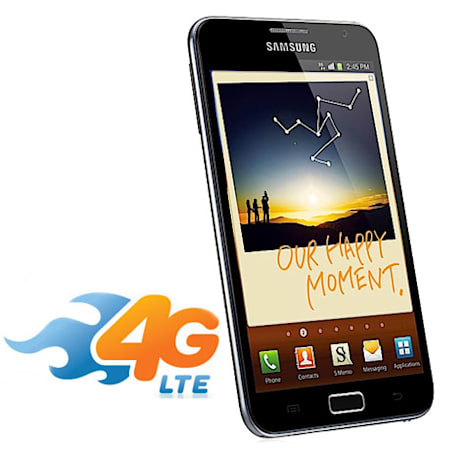 Samsung Galaxy Note for AT&T to ditch Exynos, sport 4G LTE?