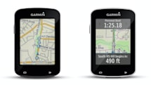 Garmin's new bike computers track riders in your pack