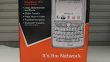 Hands-on with the BlackBerry 8830