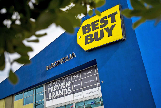 Best Buy hopes to offer in-home tech advice