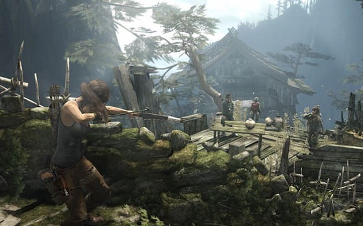 Tomb Raider arrows onto Mac, out now