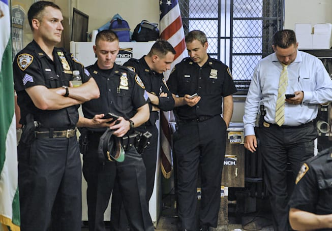 NYPD's smartphone program is shortening crime response times