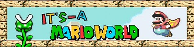 It's-a Mario World: In the Batter's Box