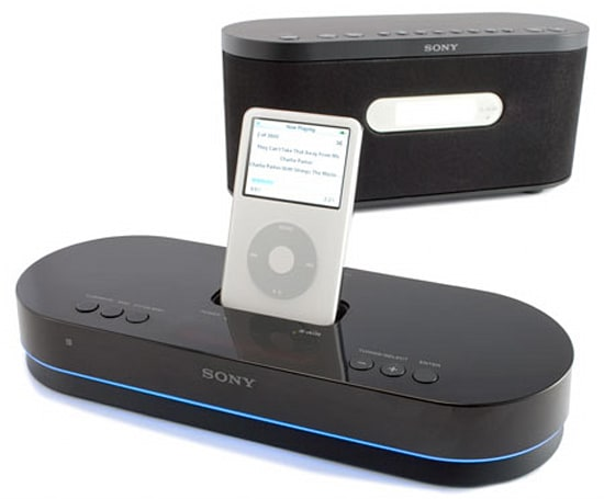Sony's iPod-lovin' AIR-SA20PK S-AIRPLAY music system reviewed