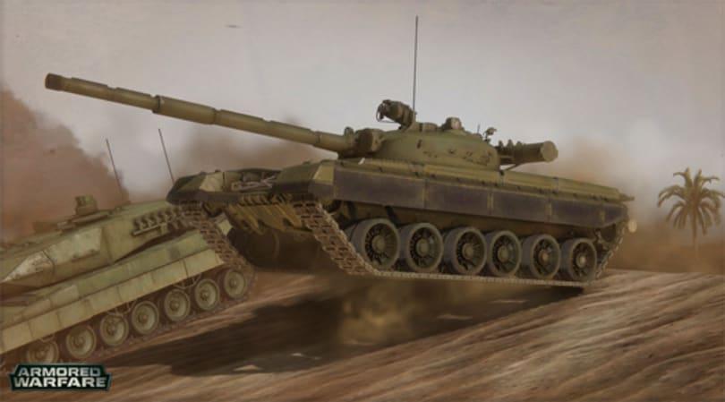 Gamescom 2014: Obsidian and My.com release Armored Warfare trailer