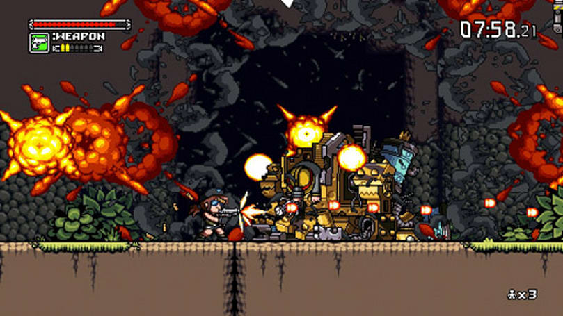 PSN Tuesday: Mercenary Kings on PS4, Batman busts out of Blackgate