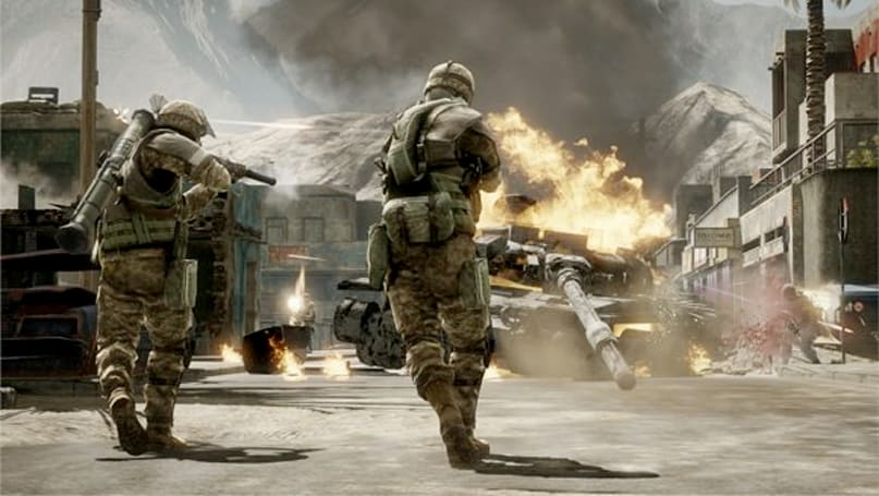 Battlefield: Bad Company 2 is new king of UK sales charts