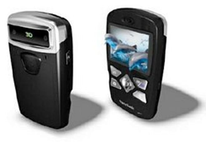 Viewsonic introduces 3DV5 3D pocket camcorder, no glasses required